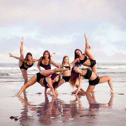 The World of Dance dancers