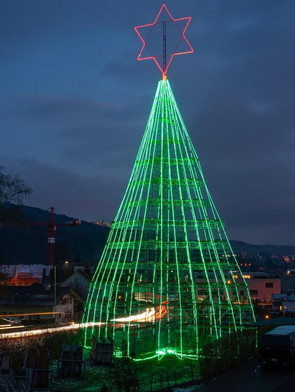 Der Gerüstbau-Verband Aargau/Solothurn wünscht schöne Weihnachten
