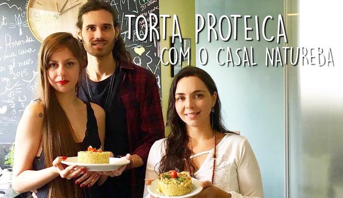 Torta Proteica - Canal Raquel Rache