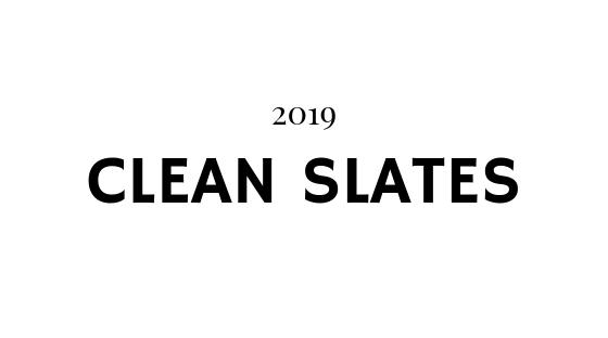 Clean Slates