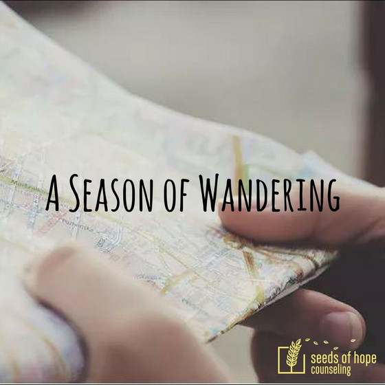 A Season of Wandering