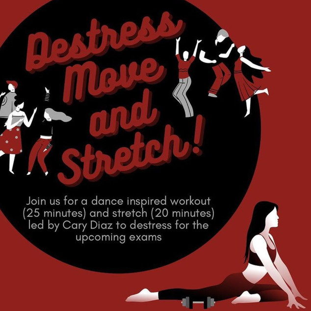 Destress Move and Stretch