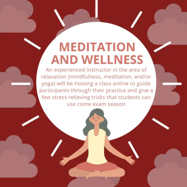 Meditation and Wellness