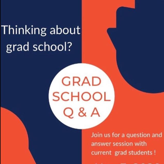 Grad School Q&A