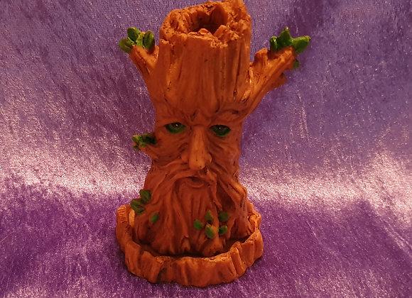 Green Man Cone Burner