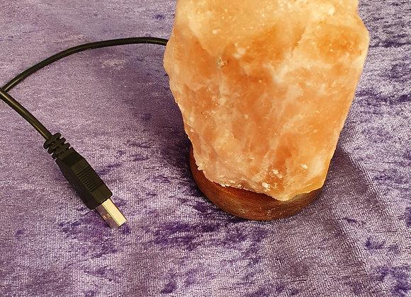 Salt Lamp USB