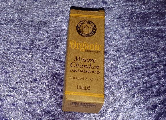 Sandalwood - Organic Oil