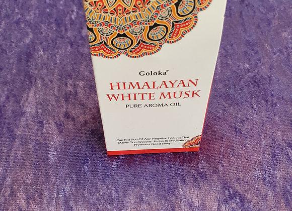 Himalayan White Musk