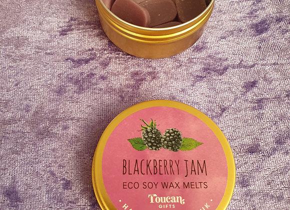 BlackBerry Jam Soy Wax Melt