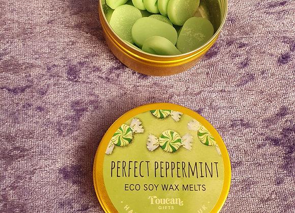 Perfect Peppermint Soy Wax Melt