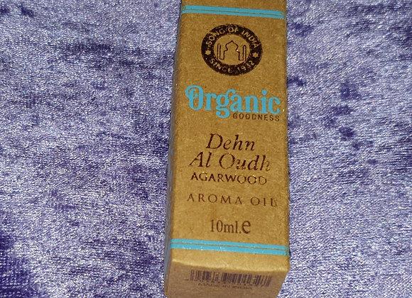 Agarwood - Organic Oil