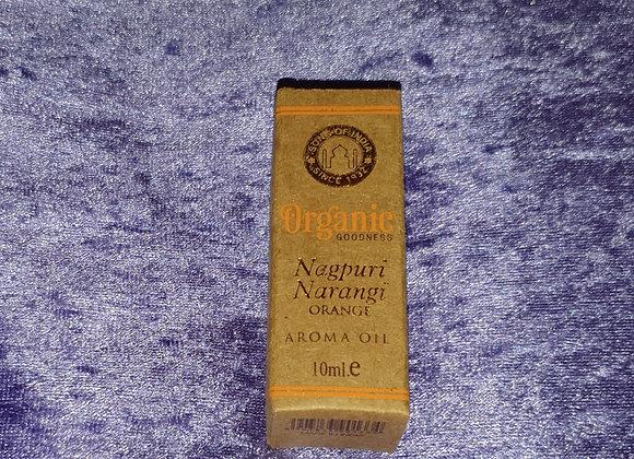 Orange - Organic Oil