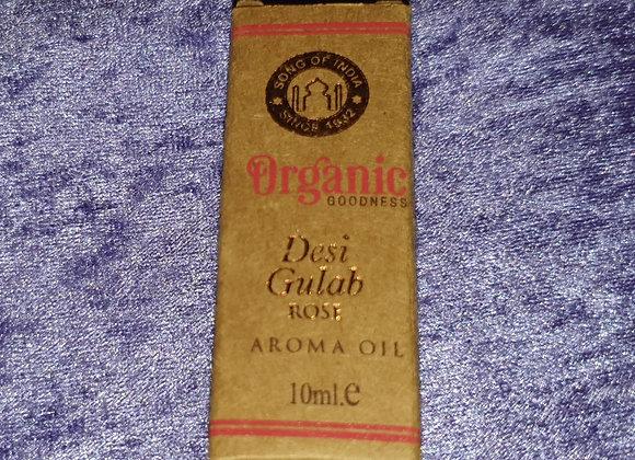 Rose - Organic Oil