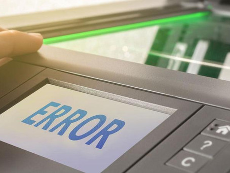 How to Solve: Incompatible Toner Error