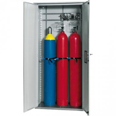 Druckgasflaschenschrank GOD.215.100 für drei 50-Liter Flaschen