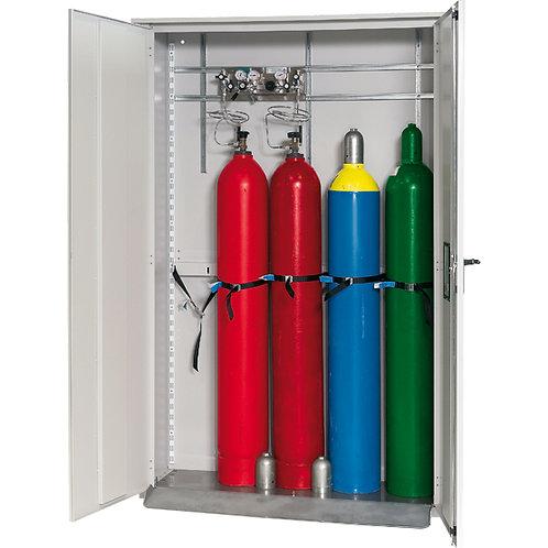 Druckgasflaschenschrank GOD.215.135 für fünf 50-Liter Flaschen