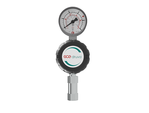 Leitungsdruckregler, 1-stufig, Edelstahl, 4-Port Version