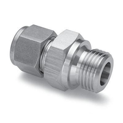 Einschraubverschraubung Zylindrisch (bzw. RS, LG) Edelstahl