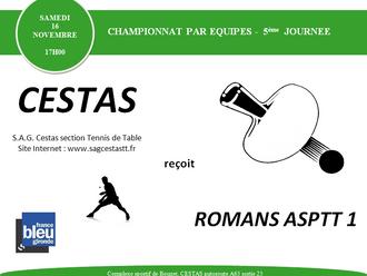 Championnat par Equipes - J5