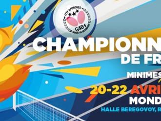 Championnats de France Minimes / Juniors