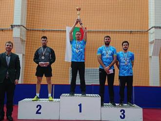 Champion Bulgarie 2020