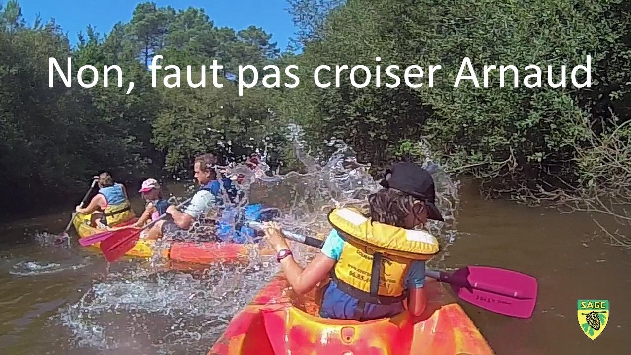 10 - Non faut pas croiser Arnaud