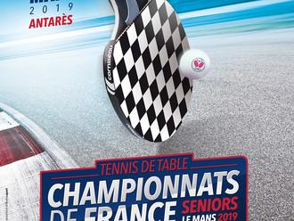 Championnat de France Seniors 2019