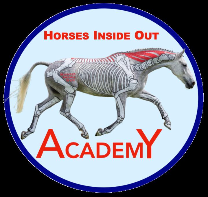 Horses Inside Out Academy, online videos, learning hub, biomechanics, anatomy