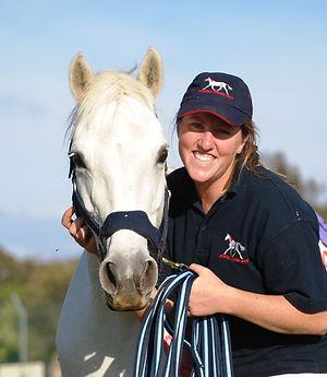 Gillian Higgins massage therapist, massage for horse owner courses