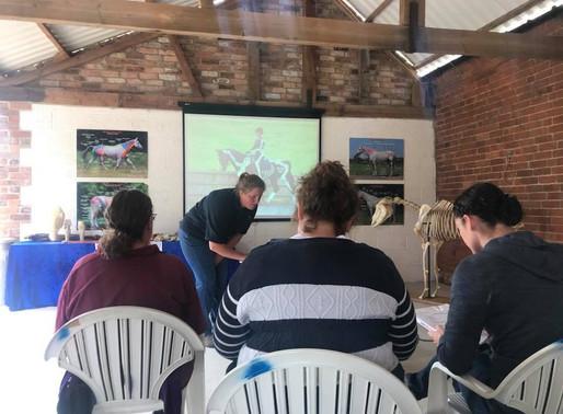 Our New Teaching Barn