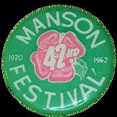 1962 Button