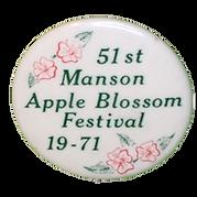 1971 Button