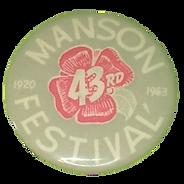 1963 Button