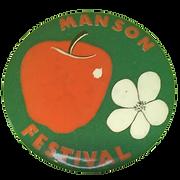 1957 Button
