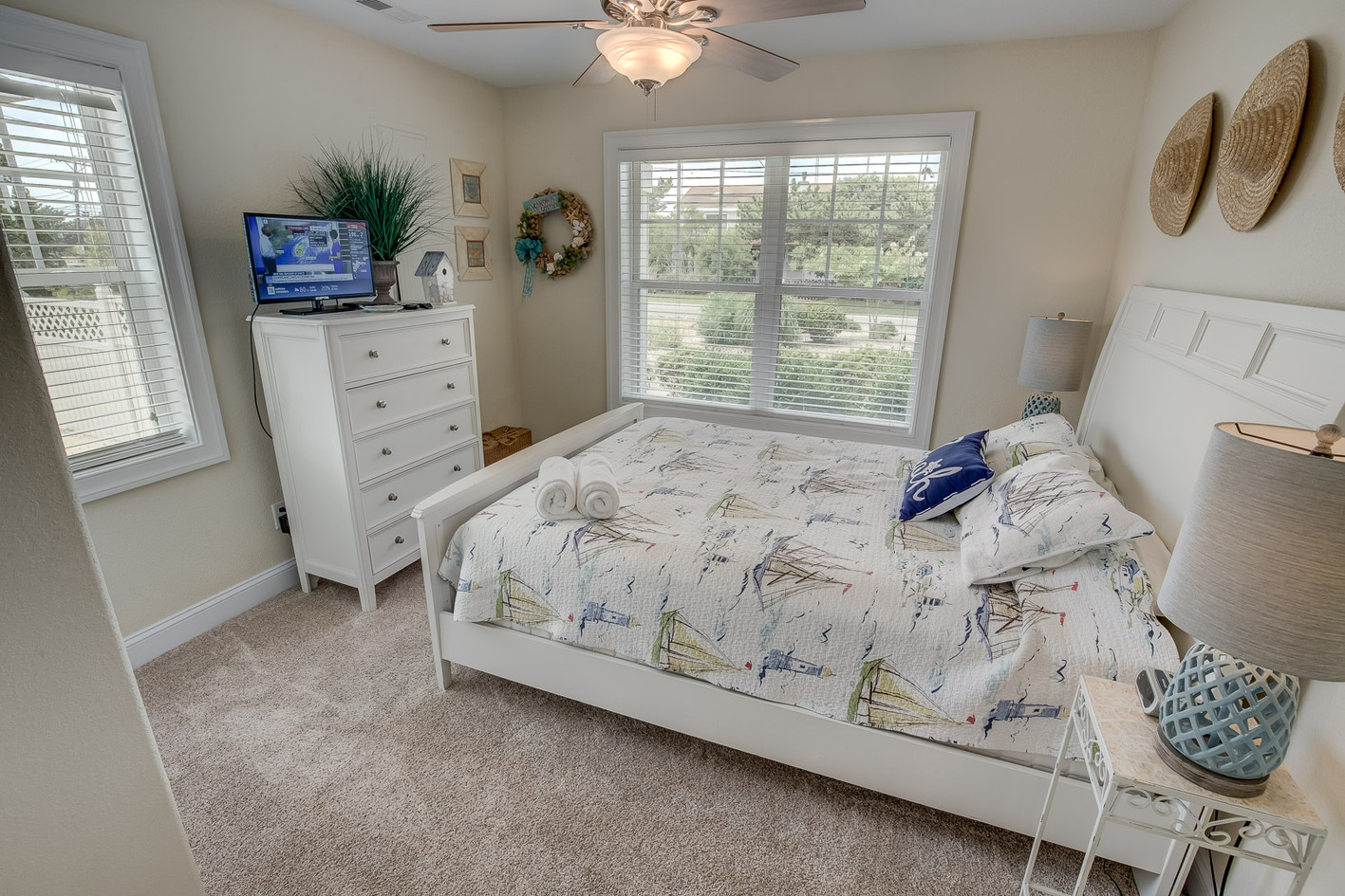 Sailboat bedroom (Solo)