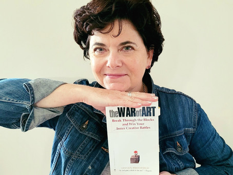 [Stay Strong] The War of Art by Stephen Pressfield
