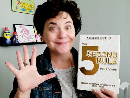 [Stay Strong] The 5 Second Rule by Mel Robbins
