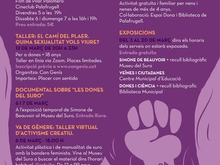 El 8 de març a Palafrugell