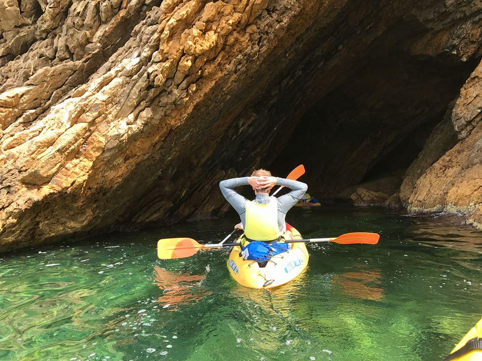 provence activités kayak