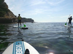 Stand Up Paddle Calanques