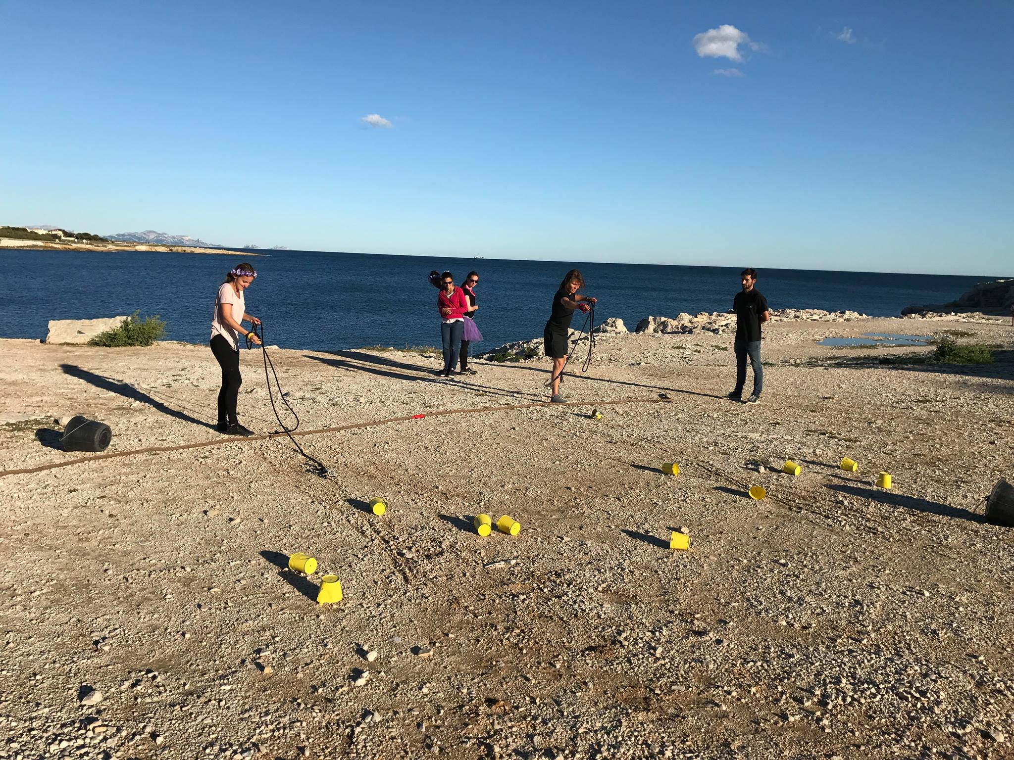 Team building Marseille