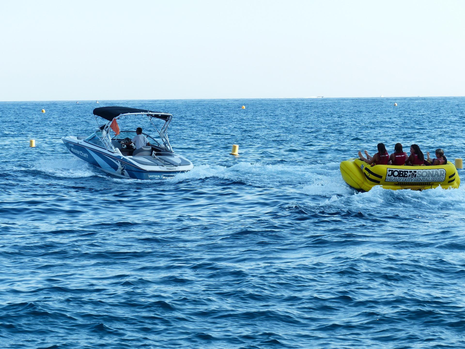 activité nautique entreprise