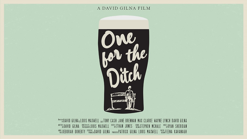 Poster for One For The Ditch showing animation.
