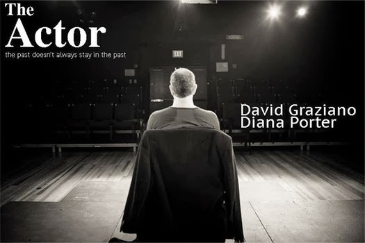 Poster for The Actor showing protagonist.