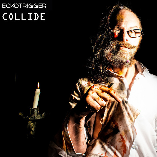 Still Image from Collide showing protagonist.