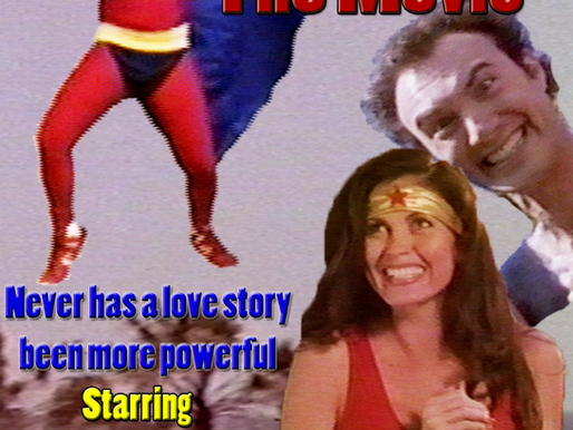Super Heroes The Movie film review