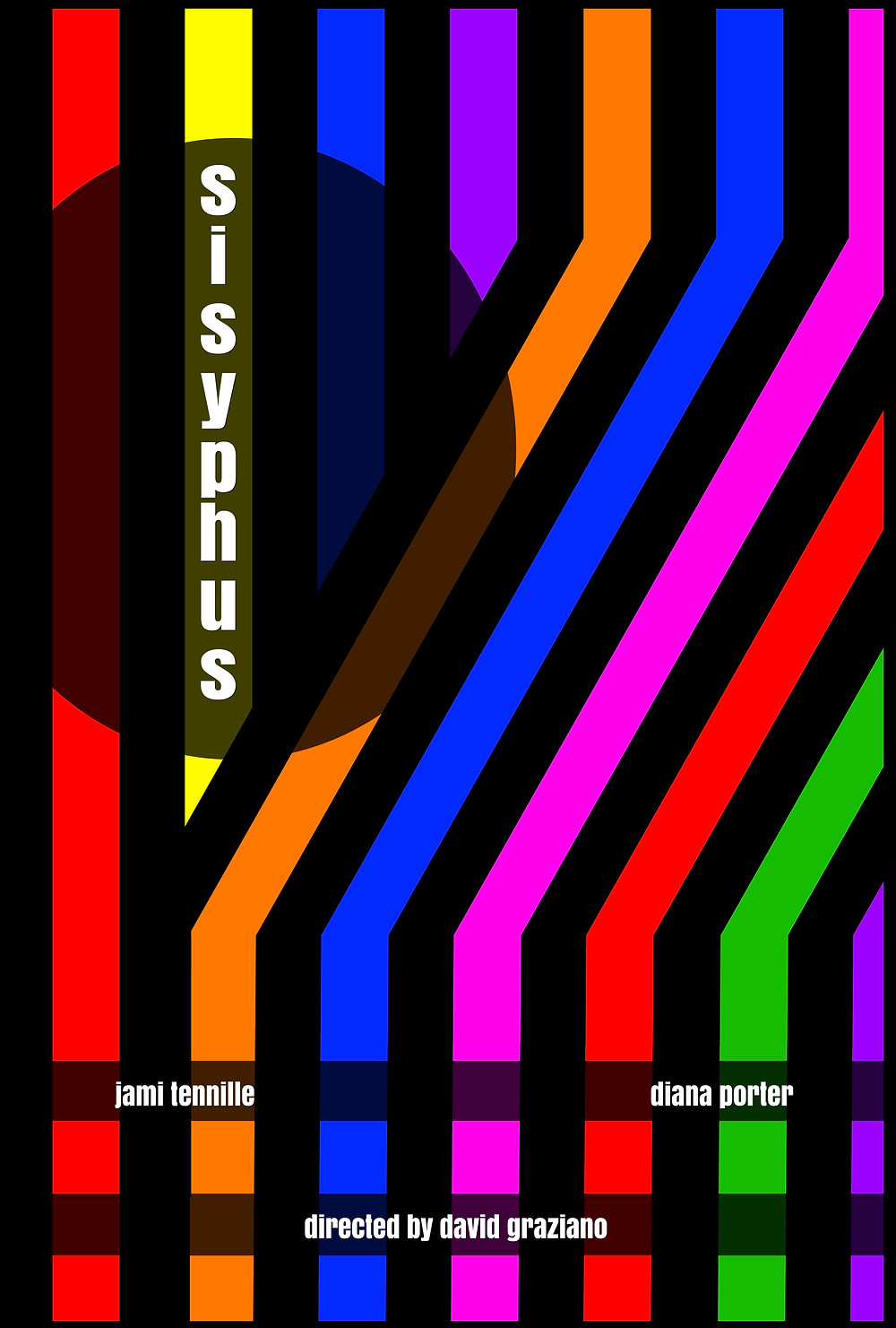 Poster for Sisyphus showing animation.