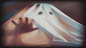 The Ghost and Me short film review