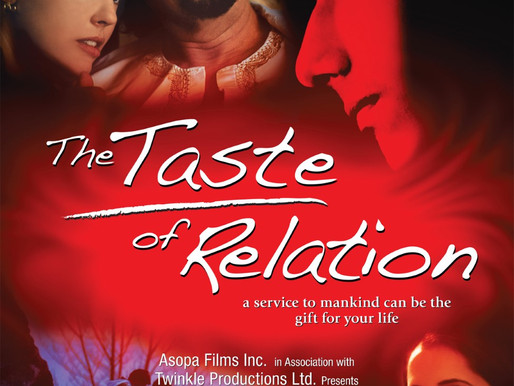 The Taste of Relation film review