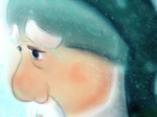 The Legend of Santa short animated film review